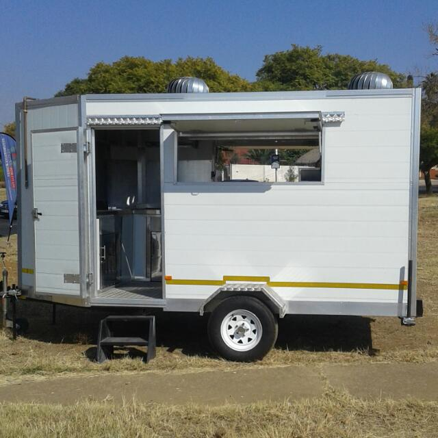 Mobile Food Kitchens For Sale