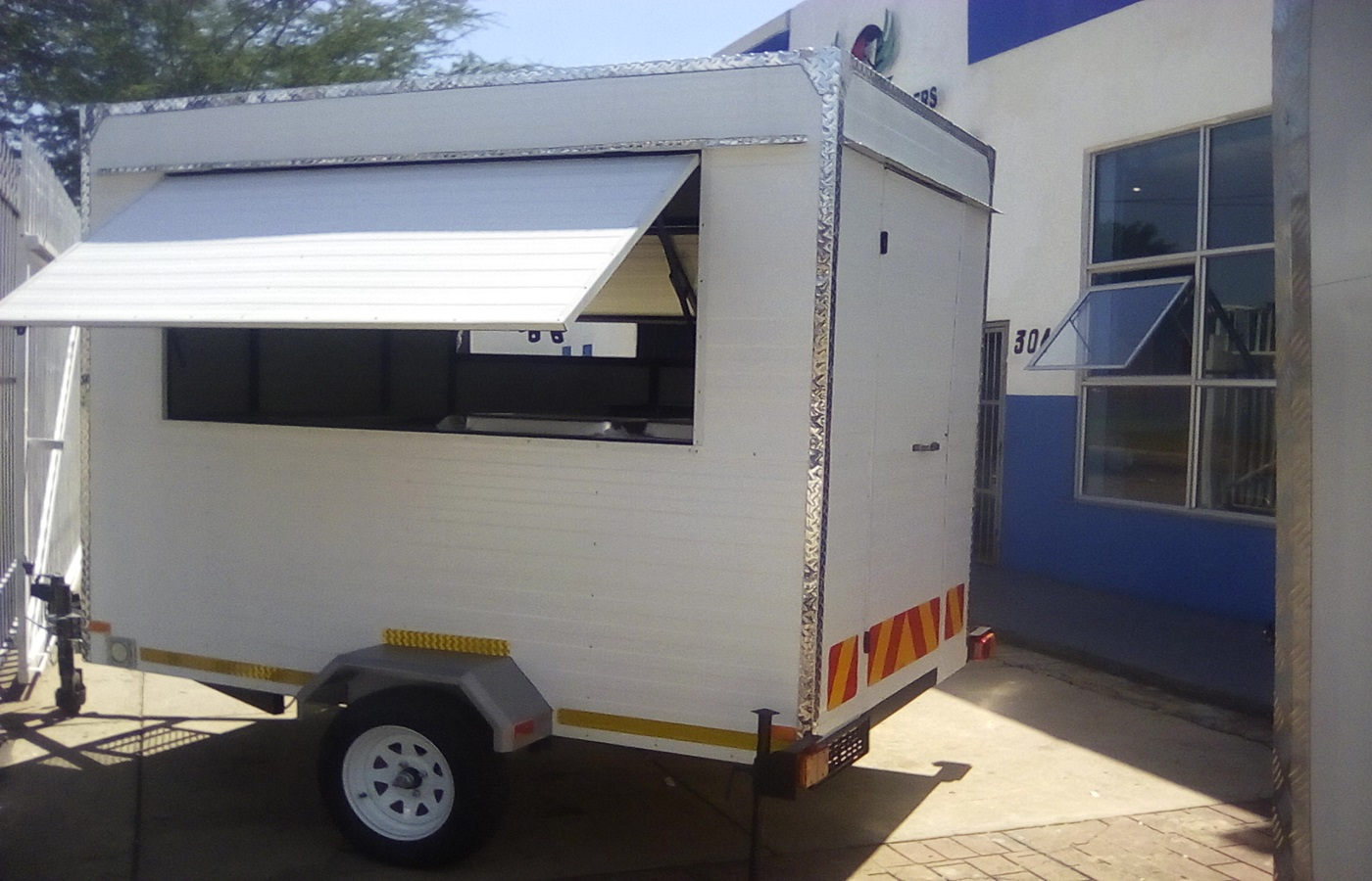 MSF Trailer Manufacturers | Mobile Kitchens, Mobile Kitchens for ...